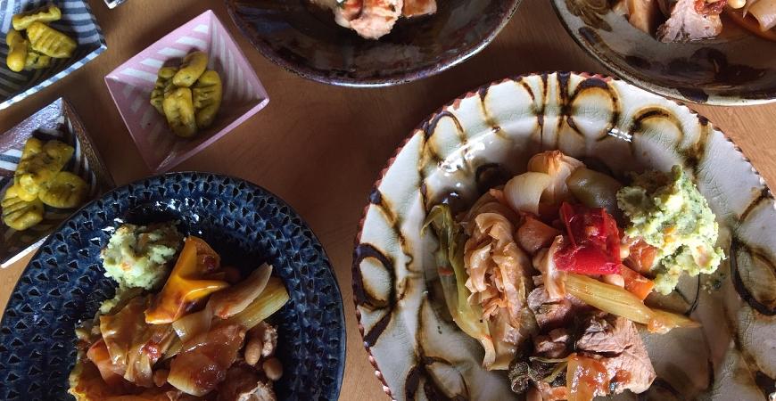陰陽調和の重ね煮レッスンは芦屋・夙川のMITOFUJI